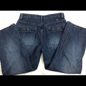Ladies Tommy Hilfiger denim capris